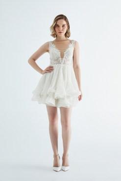 Özel Tasarım Mini Elbise