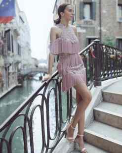 Züleyha Kuru Kiralık Elbise