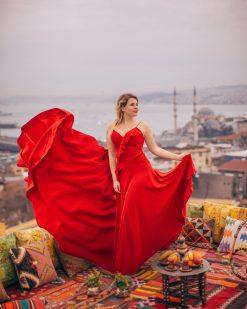Alfabeta Satılık Gece Elbisesi Modelleri