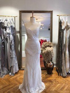 Özel Tasarım Evden Çıkış Elbisesi Kiralık