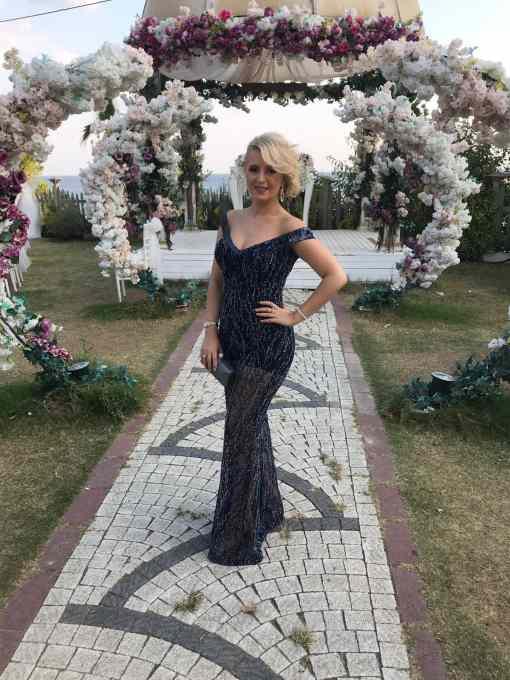 Rachel Gilbert Kiralık Elbise