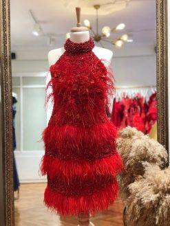 Elif Şimal Kiralık Kına Elbisesi Kiralama