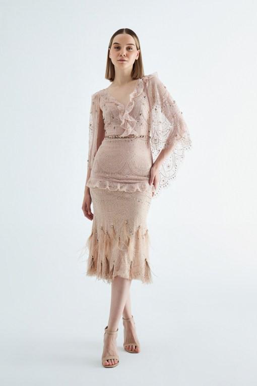 Zeynep Tosun Nişan Elbisesi