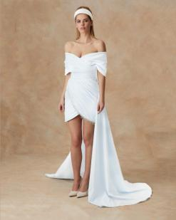 Ju Istanbul Beyaz Elbise Kiralama