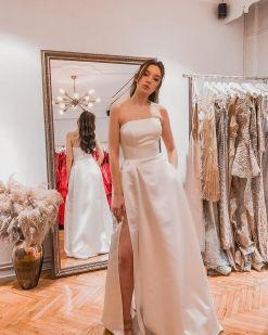 Özel Tasarım Nikah Elbisesi