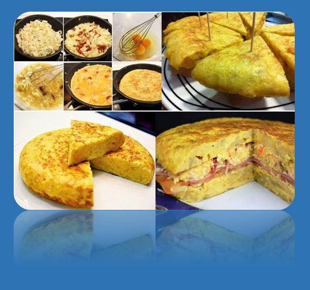 Vivir es como hacer una tortilla de patata.   :)