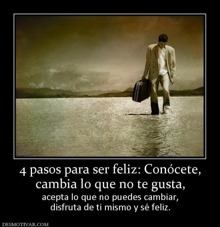 Para ser feliz
