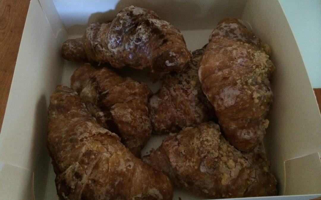 Quizá el mejor cruasán (croissant) del mundo