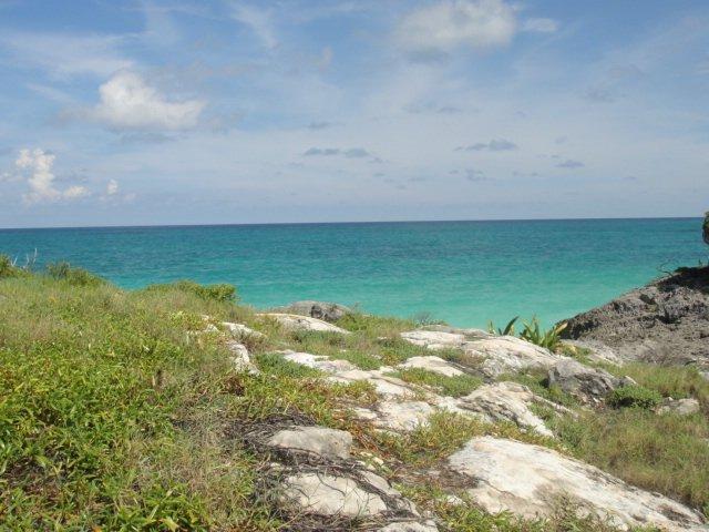 El Mar Caribe desde Coba