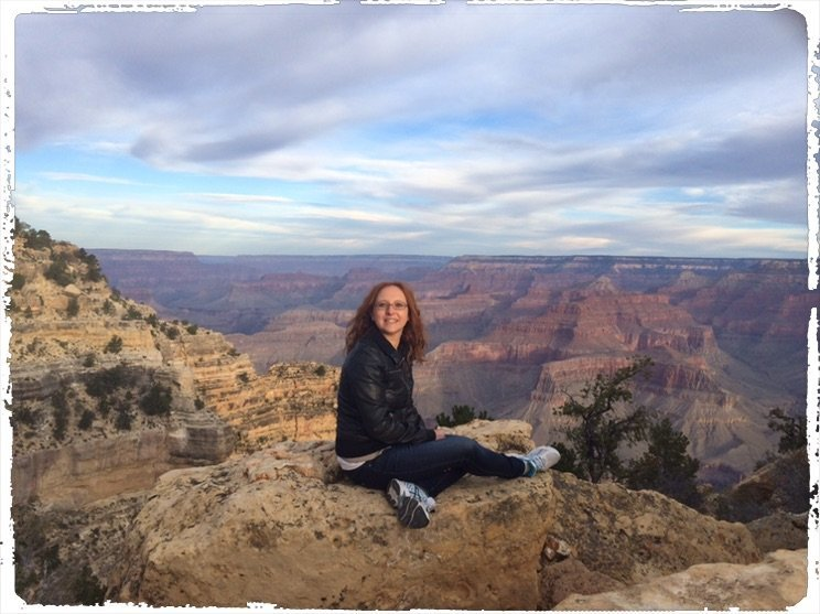 Relax en el Gran Cañón
