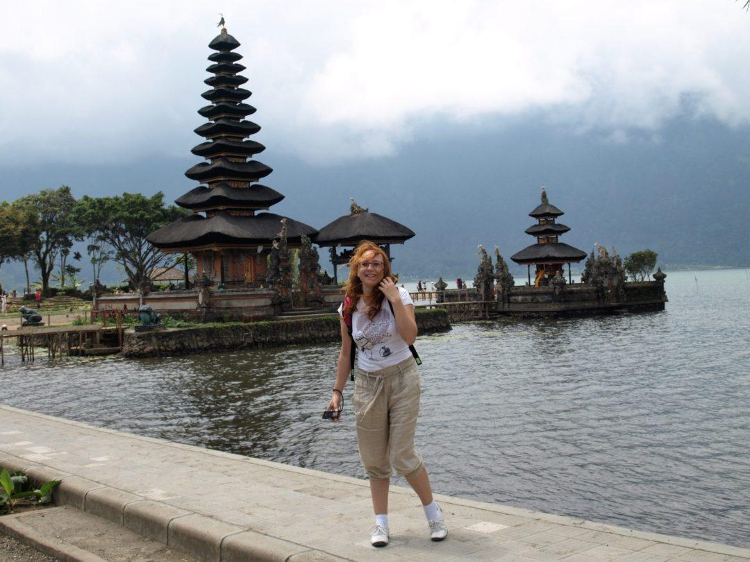 Templo Pura Ulun Danu