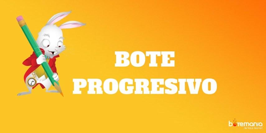 Bote progresivo