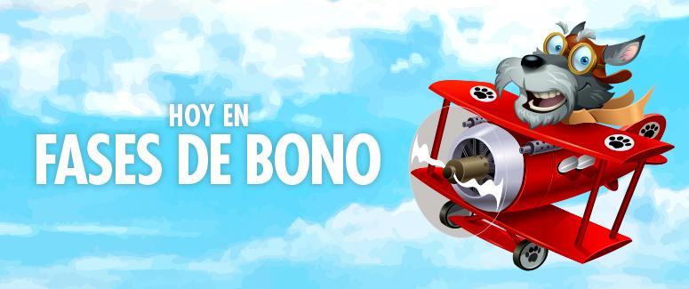 Fase de Bono Sky Dogs