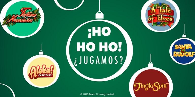 Más Juegos de Slots nuevos por Navidad y basados en Navidad