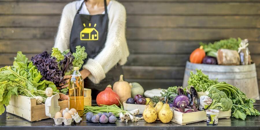 La Colmena Que Dice Sí. Productores locales de fruta, verdura, carne, huevos, lácteos y pan. Economía Colaborativa. Sin Intermediarios. Grupos de Consumo.