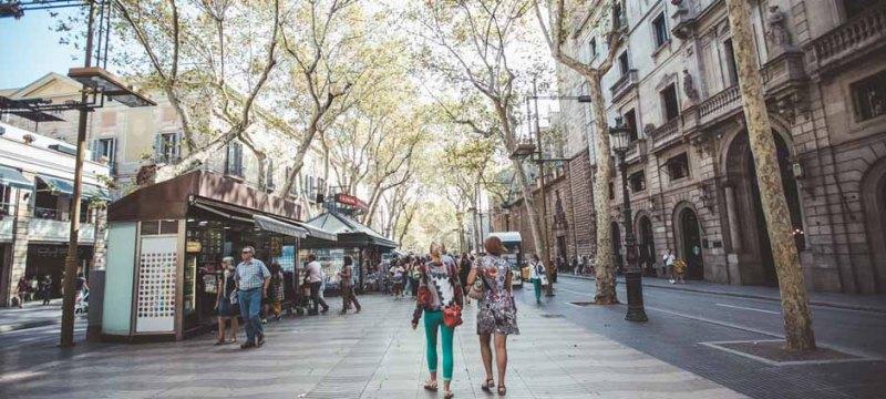 El nuevo plan especial de ordenación de la Rambla de Barcelona