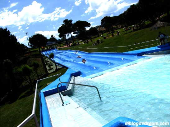 Water Pistes