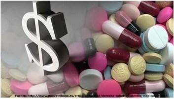 Desabastecimiento de medicinas