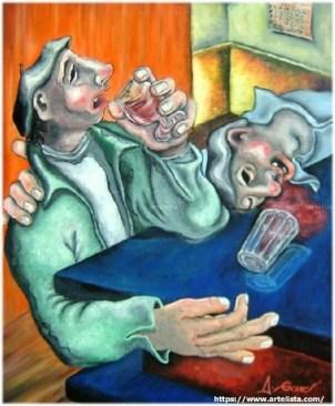 Venzamos el consumo nocivo de Alcohol