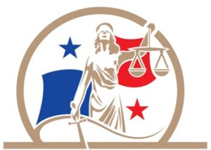 Representación gráfica de la Corte Suprema de Justicia