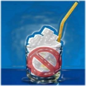 No a las bebidas azucaradas