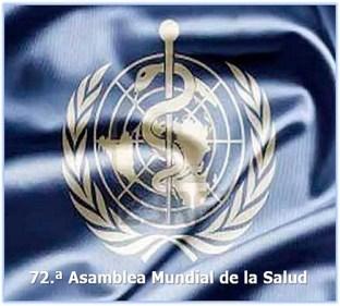 72.ª Asamblea Mundial de la Salud