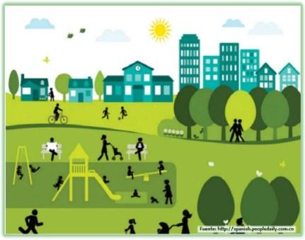 Ordenamiento territorial y vida urbana saludable