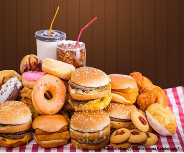 El daño de los alimentos procesados