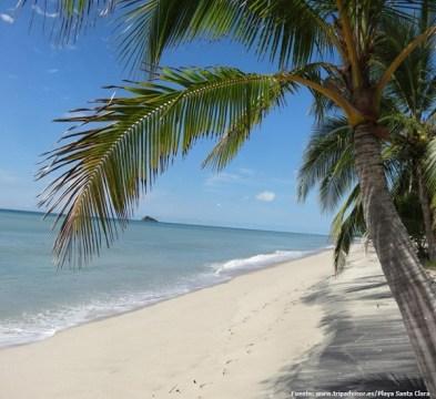 Playa, brisa y COVID-19: juega vivo panameño