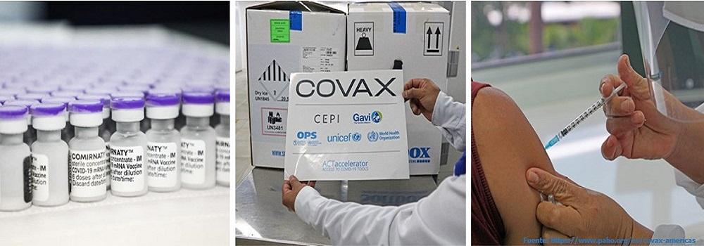 Cobertura del mecanismo COVAX y seguridad de la vacuna de AstraZeneca