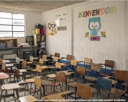 Aplicación de pruebas para detectar COVID-19 en las escuelas