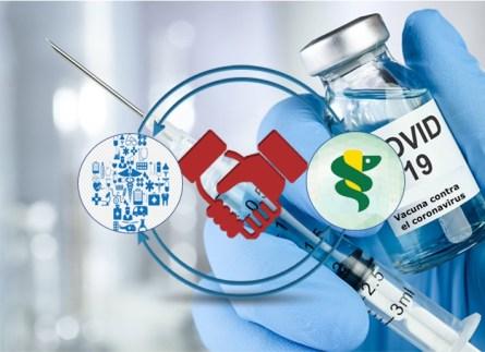 Participación del sector privado en la vacunación contra la COVID-19