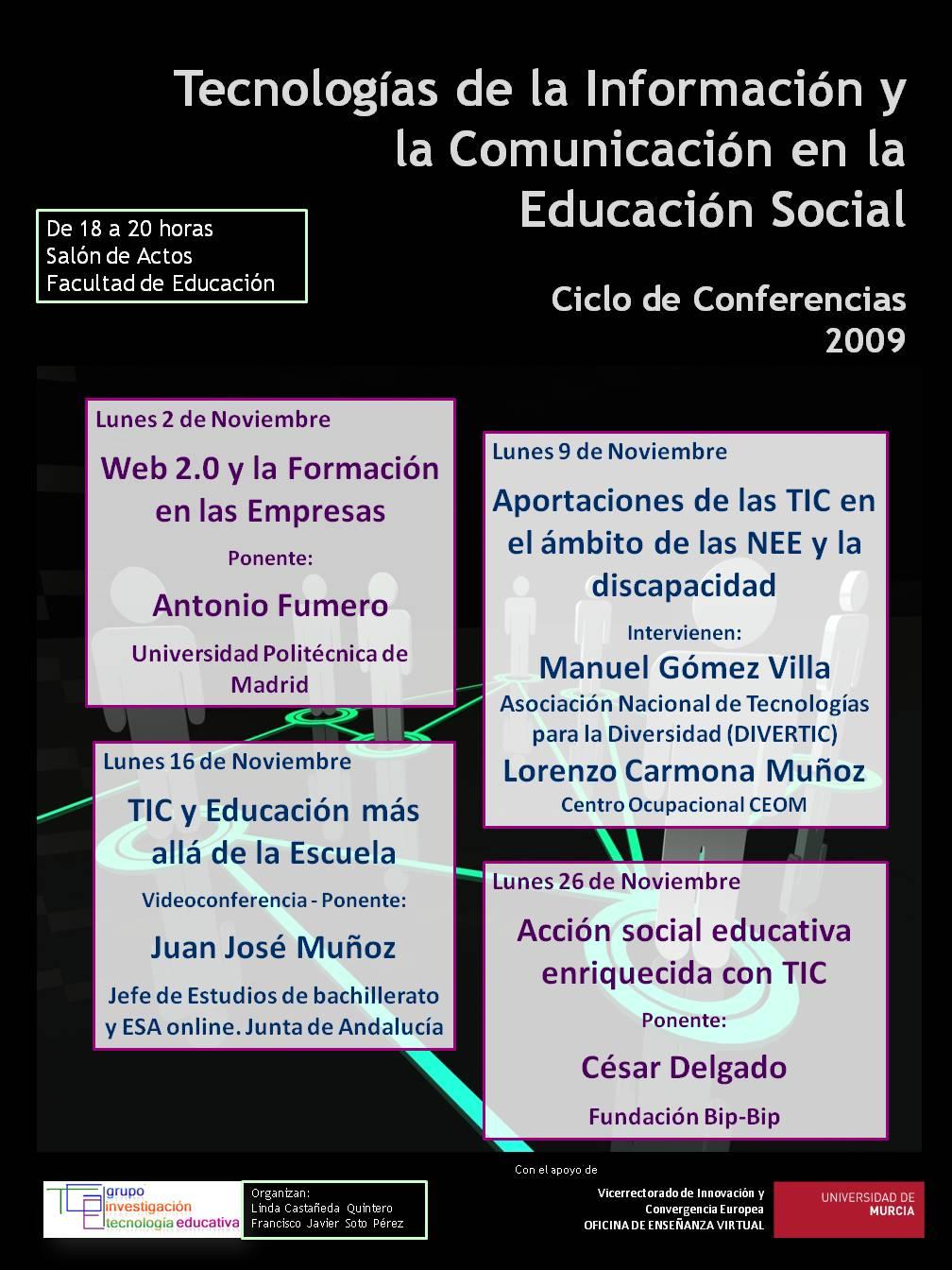 TIC y Educación Social