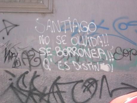 Santiago no se olvida