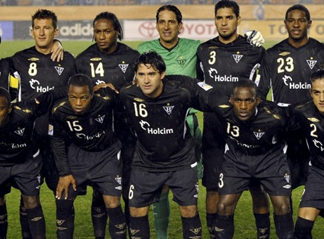 Fotos y noticias de Liga de Quito Vicecampeón Mundial de Clubes 2008 (1/6)