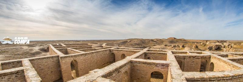 La privacidad de las casas en Mesopotamia