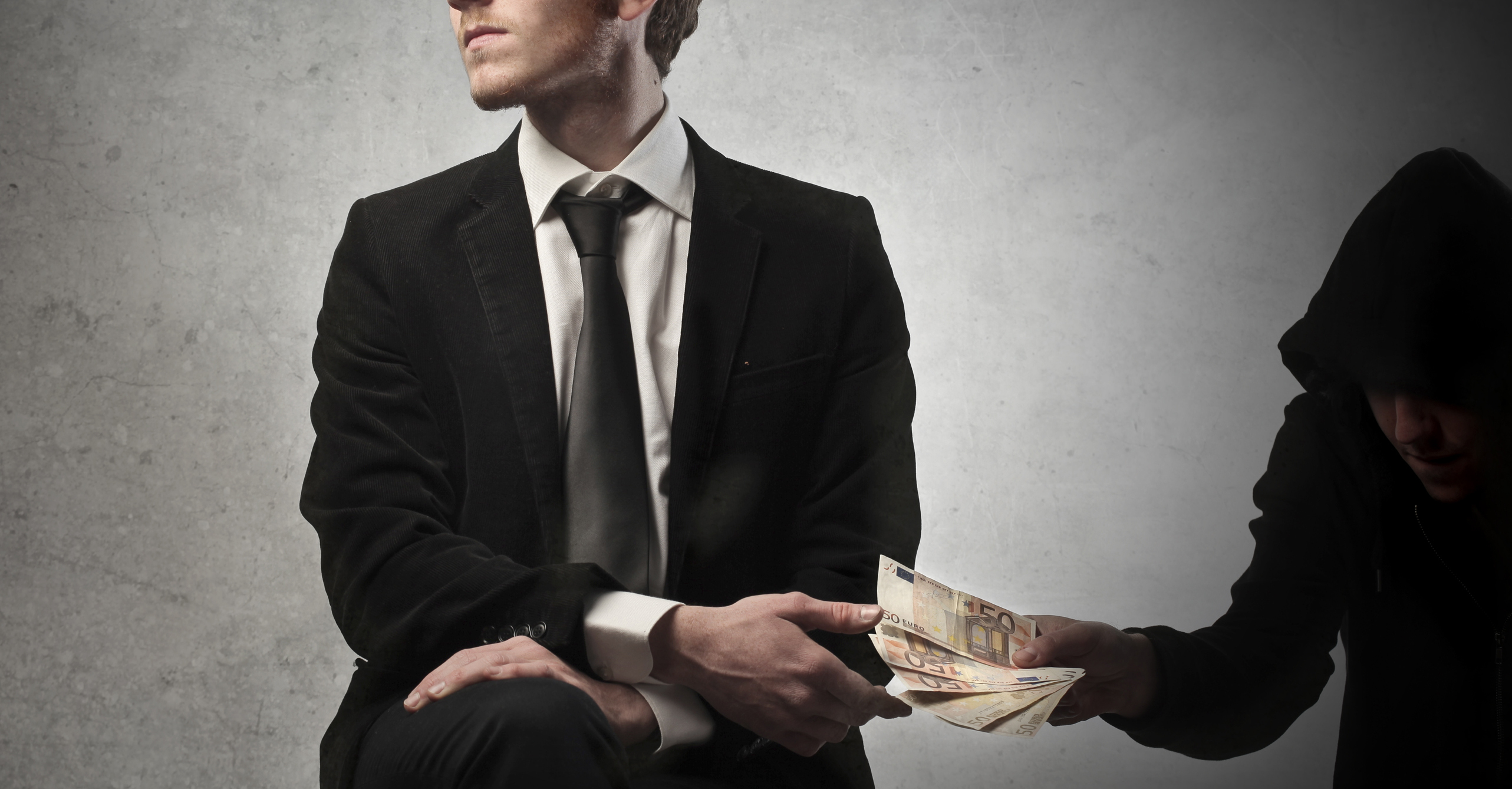 Comparando corrupción entre países ricos y pobres