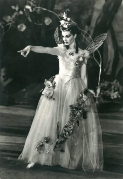 Titania, en Sueño de una noche de verano (1937)