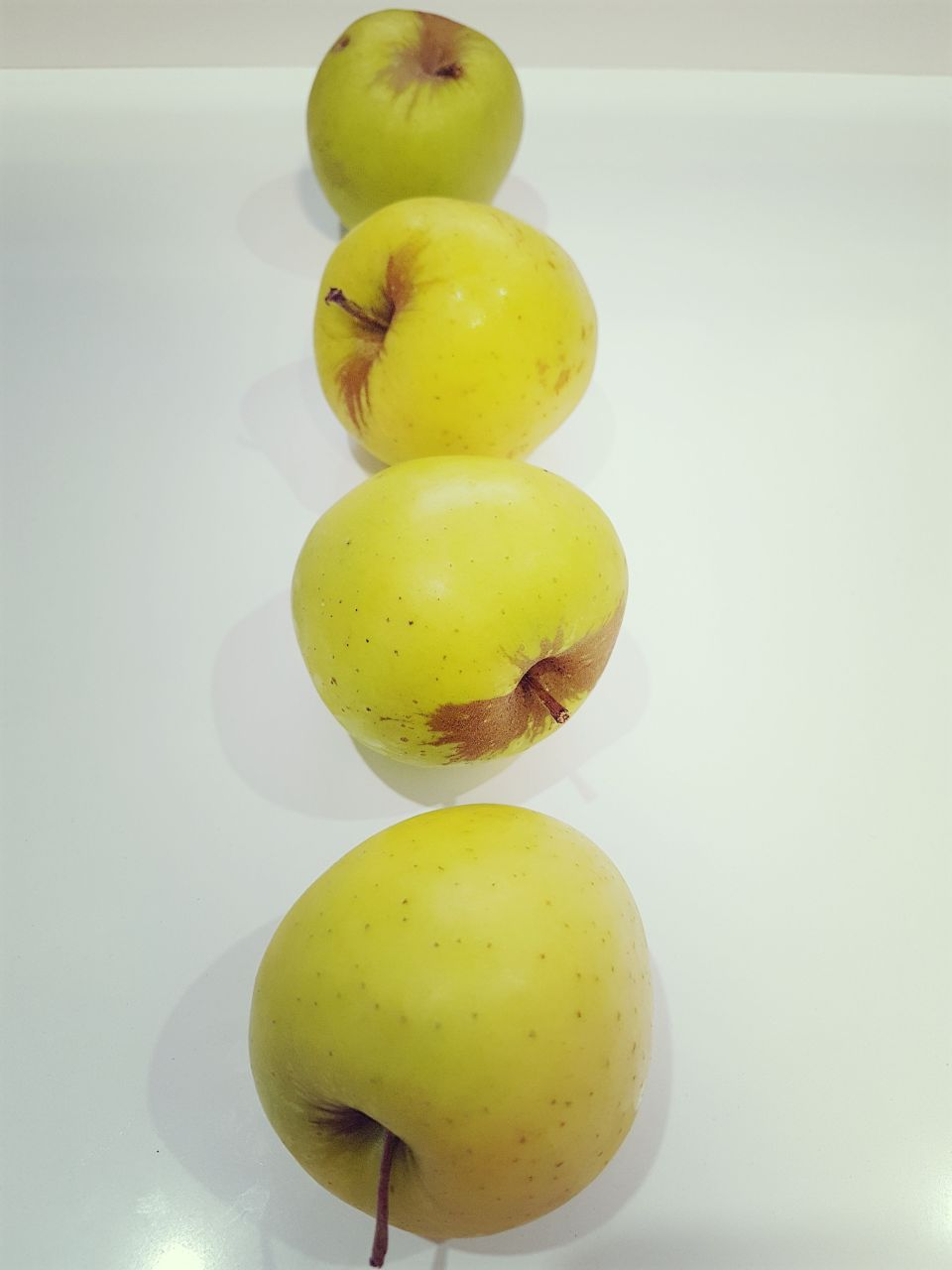Manzanas orgánicas