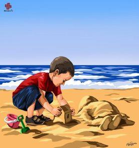 Syrian Boy 3