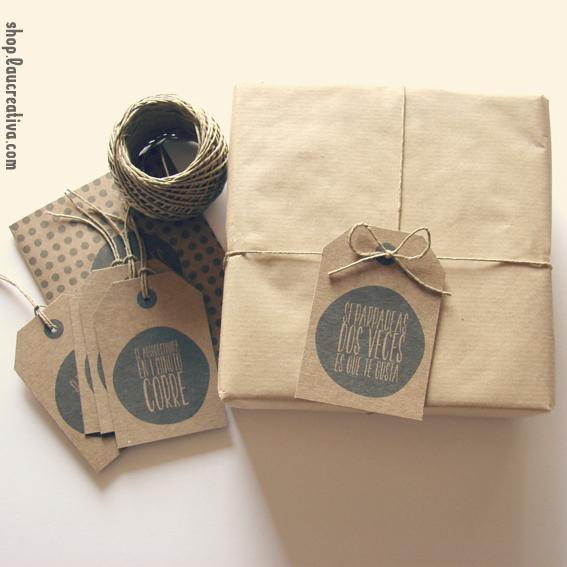 LA CHACHITIENDA | Set de regalo, etiquetas, sorteo y mucho más