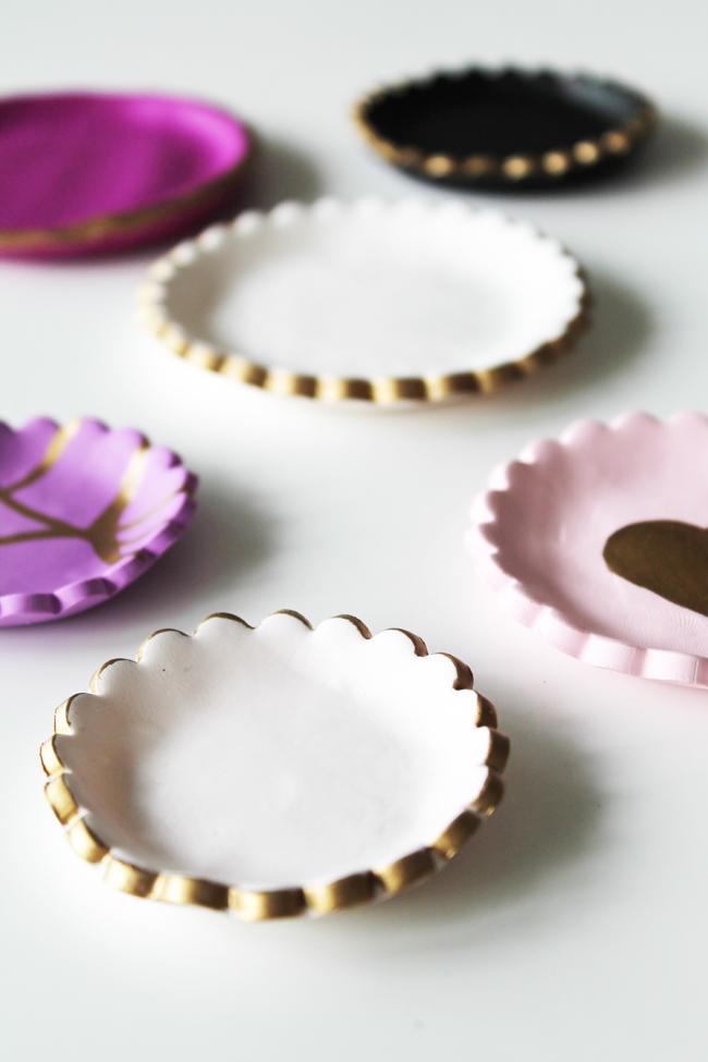 DIY | ¿Cómo hacer un bonito cuenco con arcilla polimérca?
