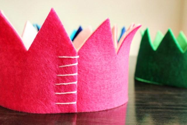 IMPRIMIBLE | Coronas para el día de Reyes