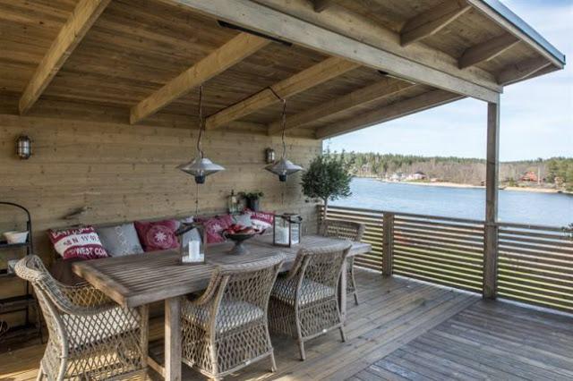 DECO | Una bonita casa de playa llena de luz