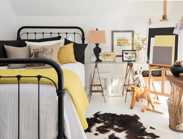 DECO   Bonito piso en blanco y madera