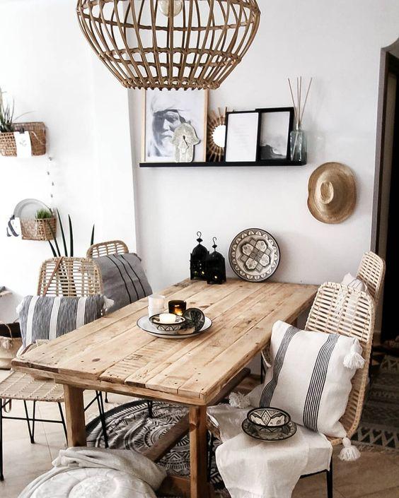 DECO   Varios estilos e ideas para decorar tu comedor