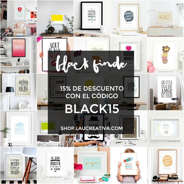 LA CHACHITIENDA | Black finde en La Chachitienda