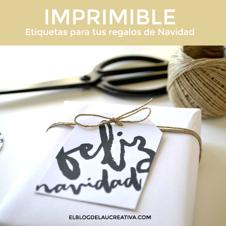imprimible-etiqueta-regalos-navidad-gratis-ElBlogdeLaucreativa