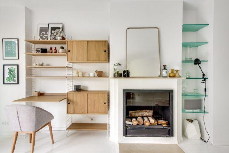 decoracion-ideas-nordico-blanco-colores-pastel-estanteria-ikea