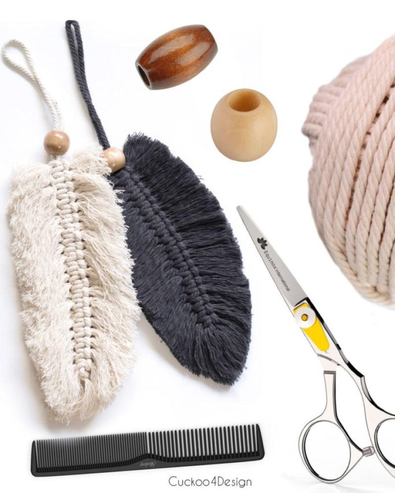 diy-tutorial-bonitas-plumas-macrame-necesitas